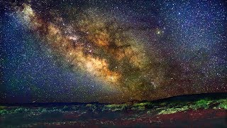 The Milky Way, The Stars, An Epic Journey (4K) - A Yosemite Channel Film
