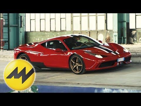 Sportwagen-Legenden Aus Italien | Ferrari Compilation |Motorvision