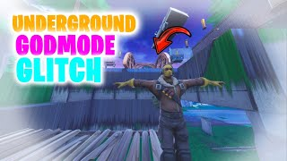 How To Get Under the Map in Fortnite with this Cool Glitch!