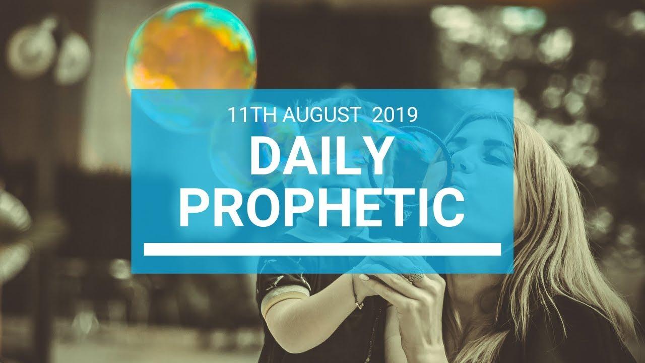 Prophetic Words For 2019 Book