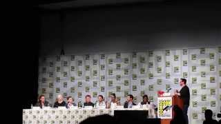 Comic Con 2014: TV Guide Fan Favorites Panel, Part 3