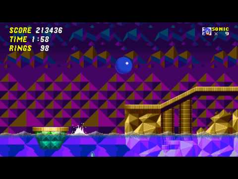 Sonic 2 (2013): Hidden Palace Zone - Sonic and Tails