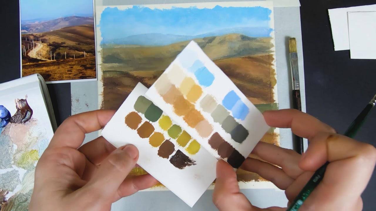 receptorii de vedere a culorii)