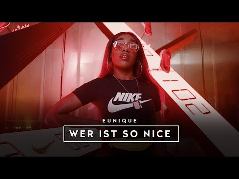 Eunique ► WER IST SO NICE ◄ prod. by Michael Jackson, comp. by Jimmy Torrio, Brasco & Drupes on YouTube