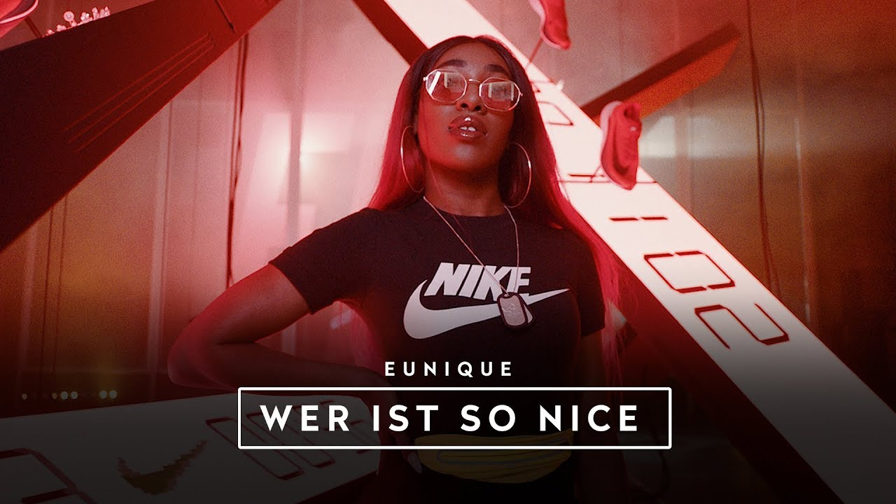 Eunique ► WER IST SO NICE ◄ prod. by Michael Jackson, comp. by Jimmy Torrio, Brasco & Drupes