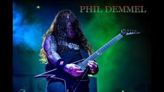 Phil Demmel Talks Metal with W…