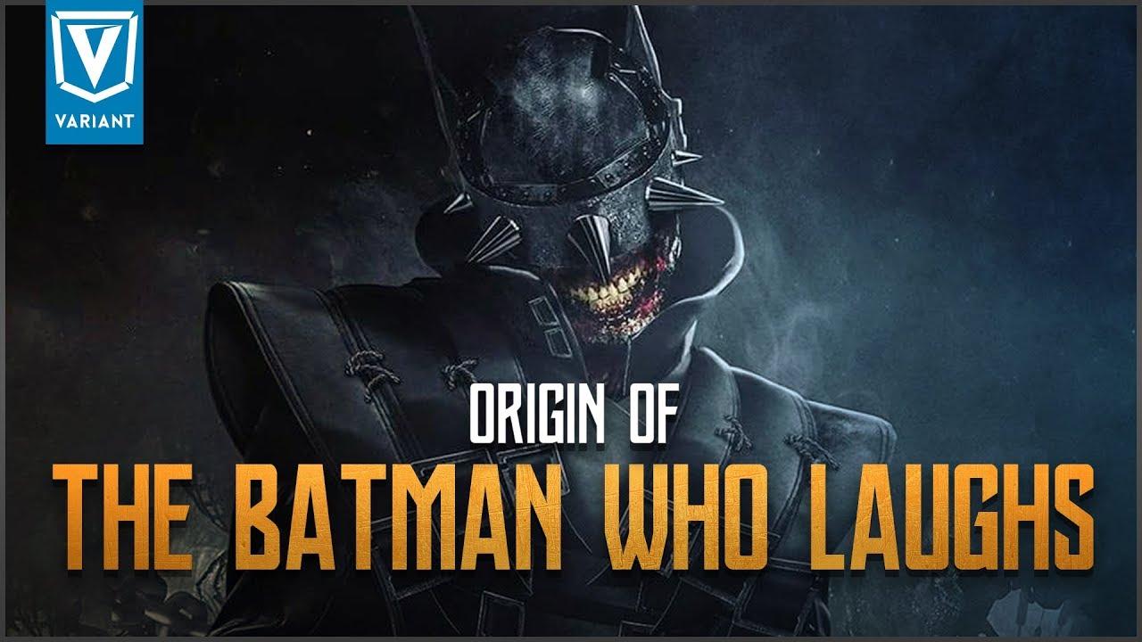 Origin Of The Batman Who Laughs! (Evil Batman Joker) - YouTube