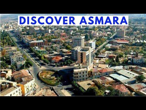 Discover Asmara, Capital and Most Beautiful City in Eritrea