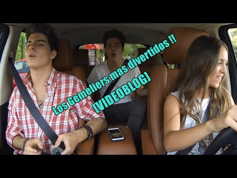 Los Gemeliers mas divertidos ! [VideoBlog Con Ana mena] by My World