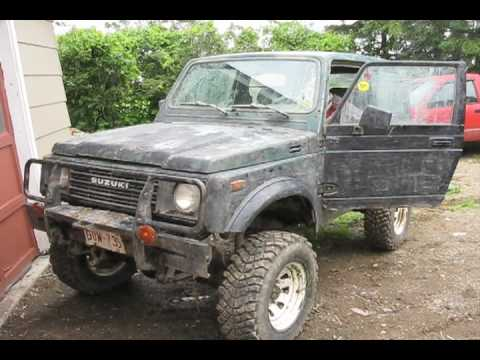 suzuki samurai 4x4 off road and off trail with the samurai part 1 youtube. Black Bedroom Furniture Sets. Home Design Ideas