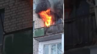 Погиб ребёнок  2годика при пожаре амурской области  п.г.т.прогресс(, 2016-12-08T13:05:25.000Z)