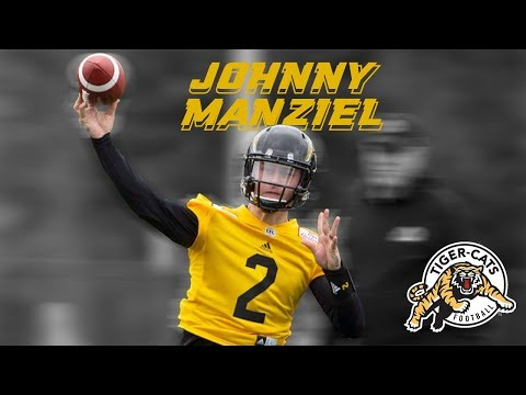 Johnny Manziel Comeback SZN | Hamilton Tiger Cats