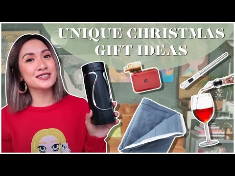 Unique Christmas Gift Ideas People Will Absolutely LOVE! | Laureen Uy