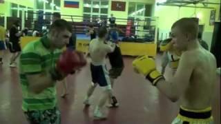 федор наш герой -   бокс тренировки в москве    барс