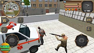 City Theft Simulator Vice Town#18 BUSTED  Naxeex Game/Android GamePlay FHD