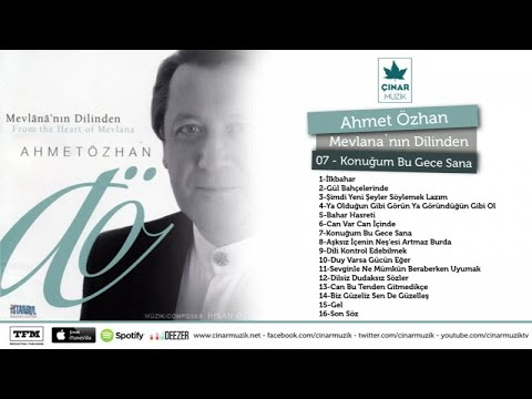 Ahmet Özhan - Konuğum Bu Gece Sana Dinle mp3 indir