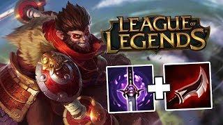 Фулл АД Вуконг // League of Legends #7