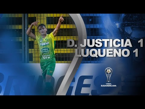 Defensa y Justicia Sp. Luqueno Goals And Highlights