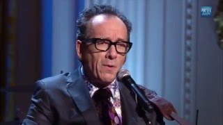 Elvis Costello Plays Penny Lane for Sir Paul at the White House