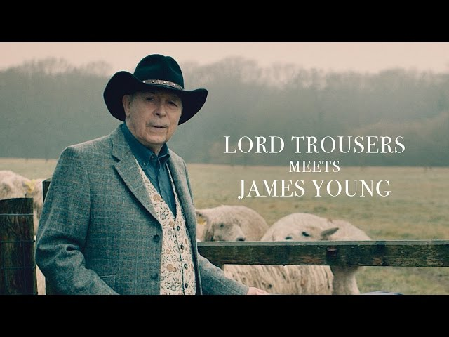 Lord Trousers Meets James Young (How To Go From Brewing Ale To Farming Alpacas)