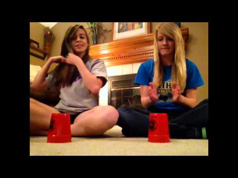 Cup Song Cover By: Skyler And Martina