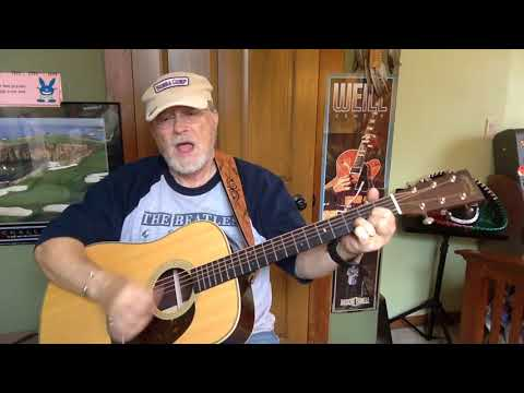 2329 That Was Me Todd Snider Cover Vocal Acoustic Guitar