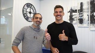 Misters & Barber - Je vous emmène chez le barbier - Bordeaux - VLOG #03