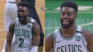 Jaylen Brown, Giannis 30 Points! Celtics Go Up 2-0! 2018 NBA Playoffs