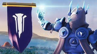 Fortnite : WEEK 8 | Secret Banner Location - Season 7 / Loading Screen