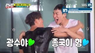 SBS-IN   Kwang Soo always getting the penalty in Runningman Ep. 516 with EngSub