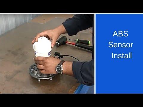 '04-'08 Colorado/Canyon ABS sensor install