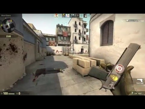 20 CENTS! - Competitive CS:GO (#1)