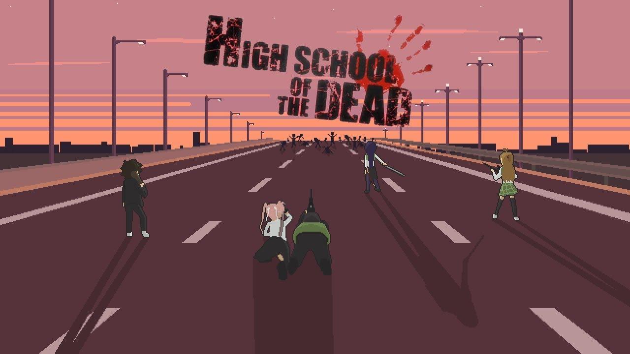 Cold Bullet Blues [SNES/16-bit] - Highschool of the Dead ED4
