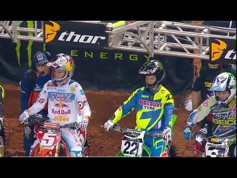 Supercross REWIND - 2015 Atlanta - 450 Main Event