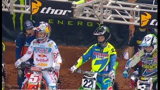 Supercross REWIND - 2015 Atlanta - 450 Main Event
