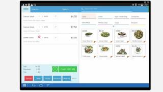 Www.ehopper.com it only takes a few seconds to create an order with the ehopper point of sale system. types such as dine in, take out, deliver or quick ...