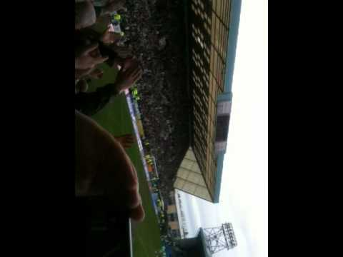 the exact moment we won league celtic 2011/12 .MOV