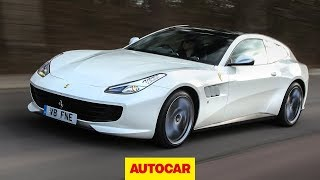Ferrari GTC4 Lusso T review | Living with 602bhp V8 everyday supercar | Autocar