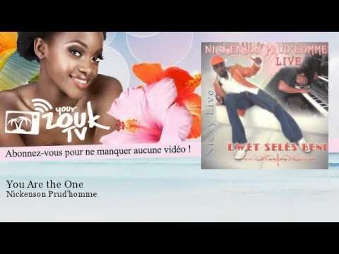 Nickenson Prud'homme - You Are the One - YourZoukTv