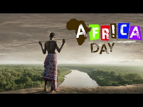 AFRICA DAY | Wednesday, May 25
