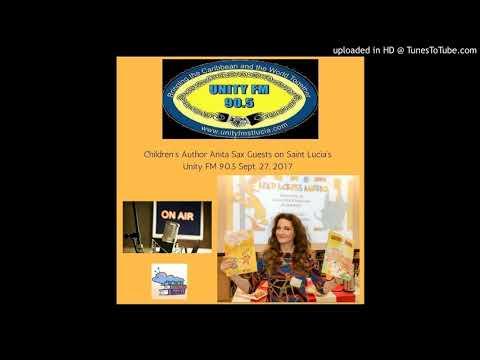 Anita Sax on Unity Radio
