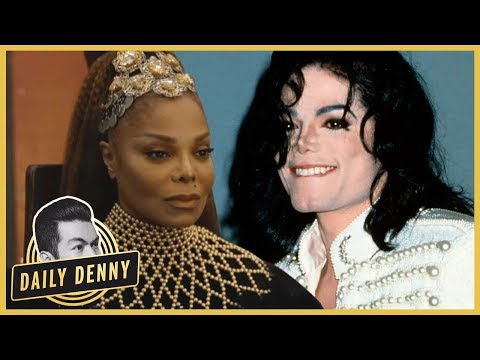 Janet Jackson Pays Tribute To Michael Jackson With Remember The Time Inspired Video | #DailyDenny