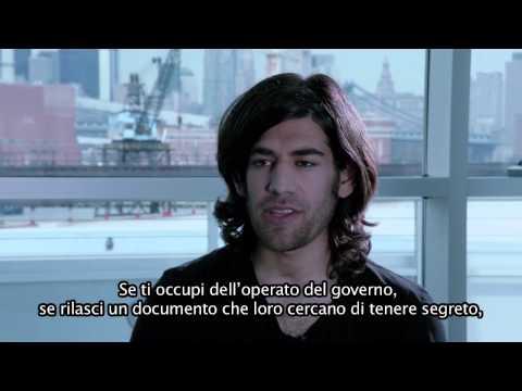 Intervista con Aaron Swartz (War for the Web)