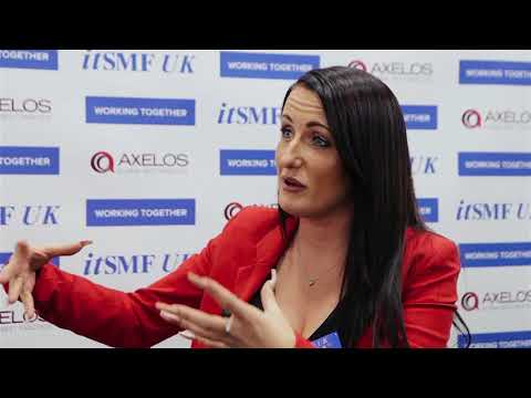 ITSM17 Interview - Jennifer Smith