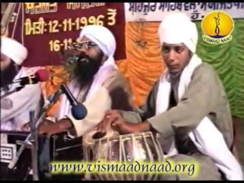 Raag Sorath_Sant Satnaam Singh ji : Adutti Gurmat Sangeet Samellan 1996