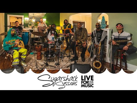 Ghost-Note - Full Set (Live Acoustic)   Sugarshack Sessions