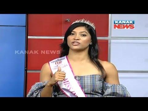 Exclusive Interview With Shrutiksha Nayak, Femina Miss India Odisha-2018