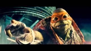 Черепашки ниндзя — Русский трейлер  2014 HD