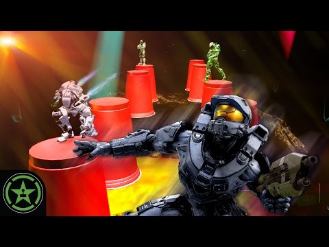 Things to Do In Halo 5 - Musical Cups