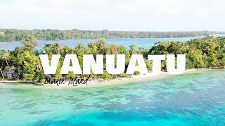Erakor Island in Vanuatu
